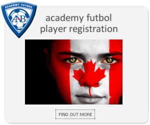 ANB Futbol Player Registration