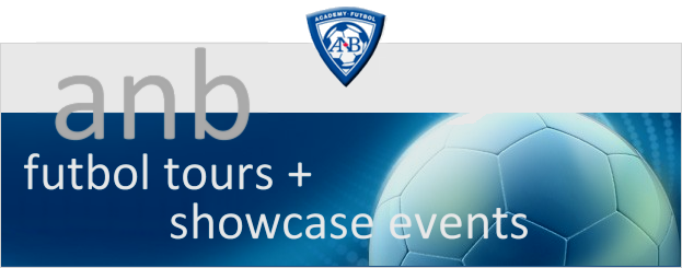 Futbol Tours + Showcase Events